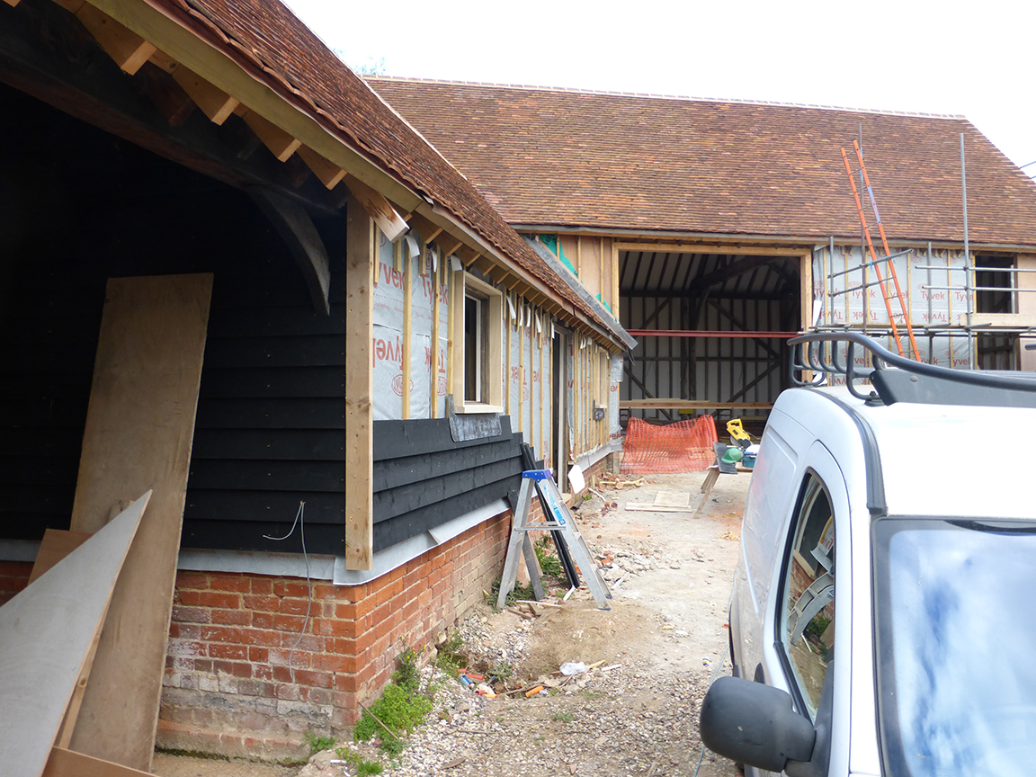 Surrey Based Architect. Extensions, New Build, Renovation, Residential, Commercial, Planning